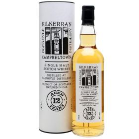 Kilkerran 12 Years Old