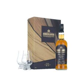 Knockando 21 Years Old 1994 Master Reserve Gift Pack