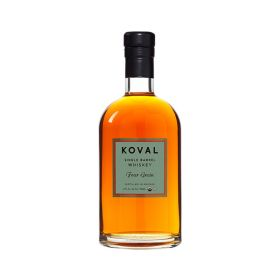 Koval Single Barrel Four Grain Whiskey