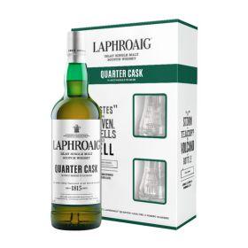 Laphroaig Quarter Cask Gift Box