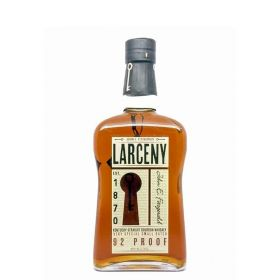 Larceny 92 Proof Bourbon Whiskey
