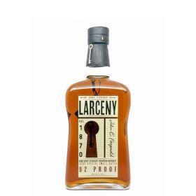 Larceny 92 Proof Bourbon Whiskey