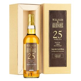 Ledaig 25 Years Old 1993 – Wilson & Morgan