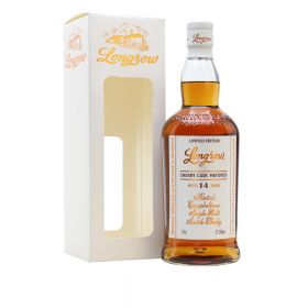 Longrow 14 Years Old Sherry Cask