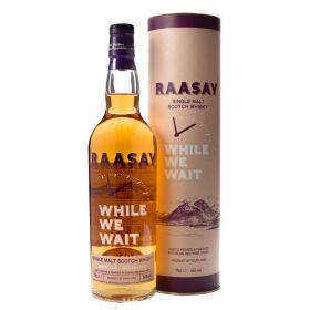 Raasay Distillers While We Wait – 2018 Release