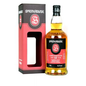 Springbank 12 Years Old Cask Strenght