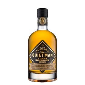 The Quiet Man 8 Years Old