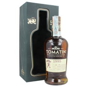 Tomatin 21 Years Old 1995 Oloroso Cask