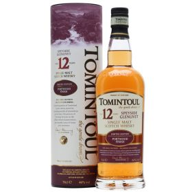 Tomintoul 12 Years Old Portwood Finish