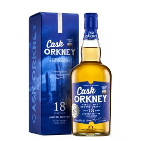 Cask Orkney 18 Years Old (A. D. Rattray)