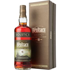 Benriach Solstice 15 Years Old