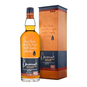 Benromach 10 Years Old 100 Proof.