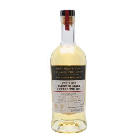 Berry Bros & Rudd Speyside Cask Blended Malt