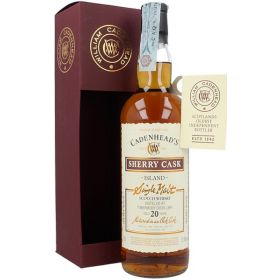 Tobermory 20 Years Old Sherry Cask