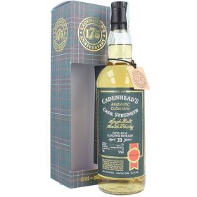 Cadenhead's Tullibardine 1993 23 Years Old