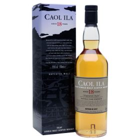 Caol Ila 18 Years Old Unpeated (Special Release 2017)