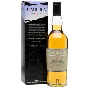 Caol Ila 17 Years Old Unpeated
