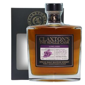 Auchentoshan 26 Years Old 1991 – Claxton's Single Cask