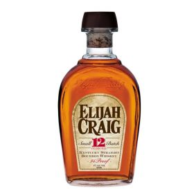Elijah Craig Small Batch Bourbon 12 Year Old