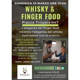 Whisky & Finger Food