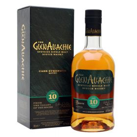 GlenAllachie 10 Years Old Cask Strength – Batch #1