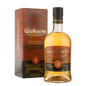 GlenAllachie 8 Years Old Koval Rye Finish
