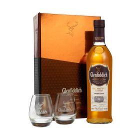 Glenfiddich Malt Master's confezione con bicchieri