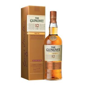 Glenlivet 12 Years Old First Fill – Exclusive Edition
