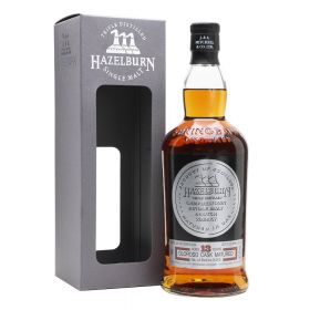 Hazelburn 13 Years Old Sherrywood (2018 Release)