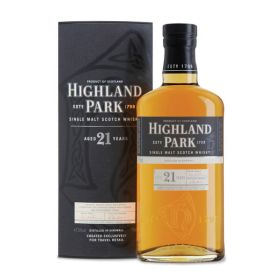 Highland Park 21 Years Old