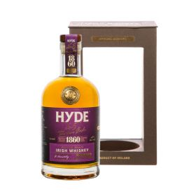 Hyde No. 5 Áras Cask Burgundy Finish