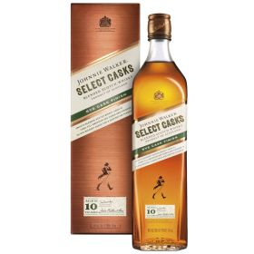 Johnnie Walker 10 Years Old Selected Cask – Rye Finish