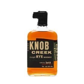 Knob Creek Rye Whiskey