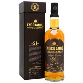 Knockando 21 Years Old 1994 Master Reserve