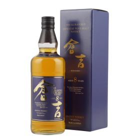 Kurayoshi Pure Malt Whisky 8 Years Old