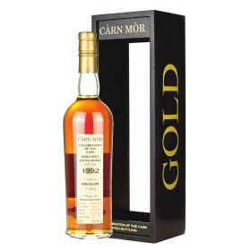 Macallan 25 Years Old 1992 Càrn Mòr – Black Gold