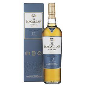 Macallan 12 Years Old Fine Oak