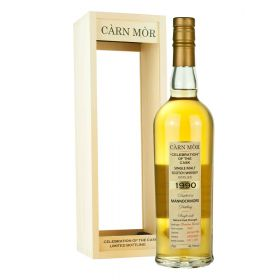 Mannochmore 27 Years Old 1990 Càrn Mòr