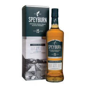 Speyburn 15 Years Old
