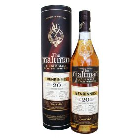 Benrinnes 1997 20 Years Old The Maltman