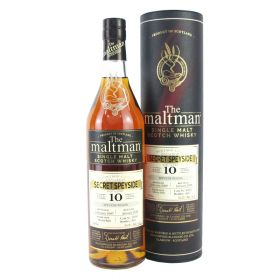 Secret Speyside 2007 10 Years Old The Maltman