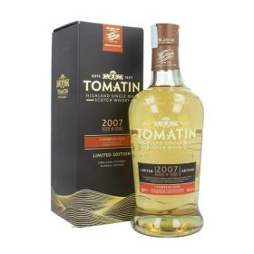 Tomatin 9 Years Old 2007 Caribbean Rum