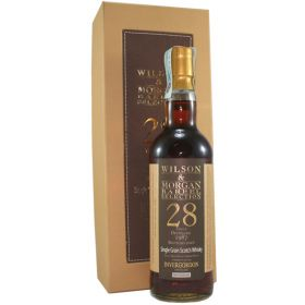 Invergordon 28 Years Old Wilson & Morgan